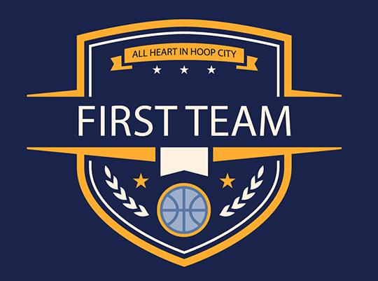 first team crest
