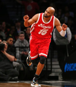 vince carter revs up sounds nets