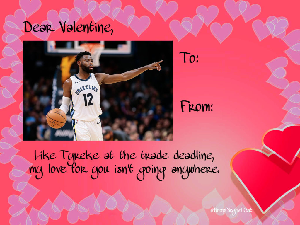 Tyreke Valentine 2018