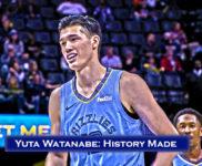 Yuta Watanabe: History Made