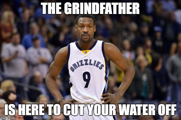 Tony Allen: FIRST TEAM ALL DEFENSE FOREVER